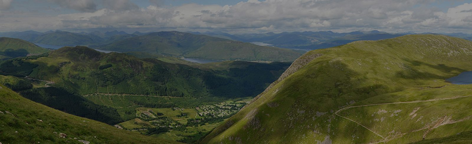 Aerial Direct complete the 3 Peaks Challenge for charity